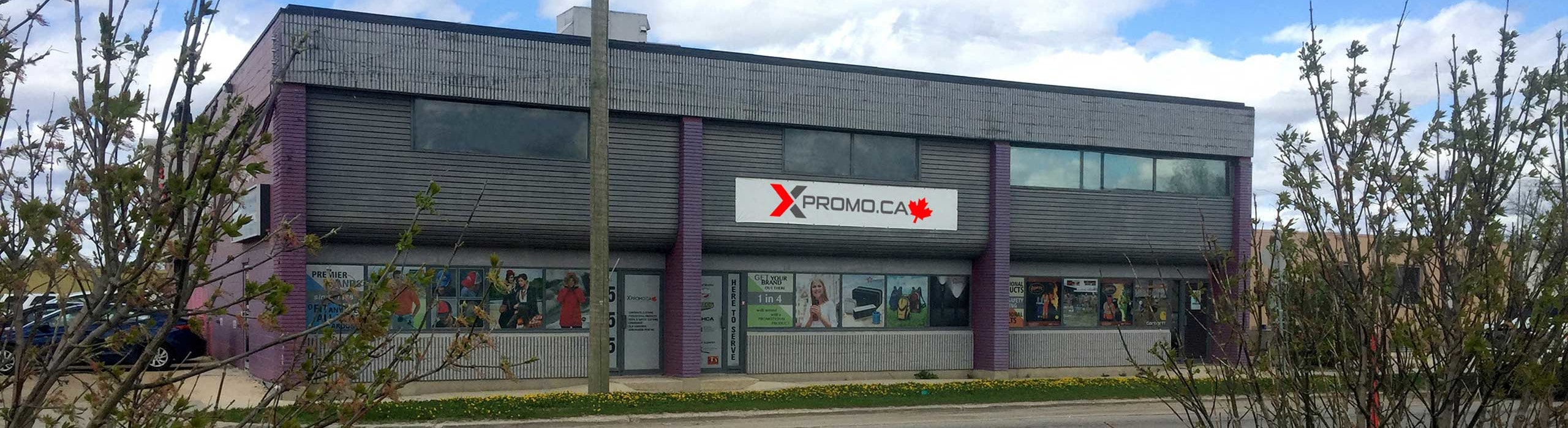 Xpromo.ca Winnipeg Office